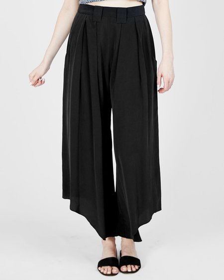 INGA-LENA The Lova Pant - Charcoal