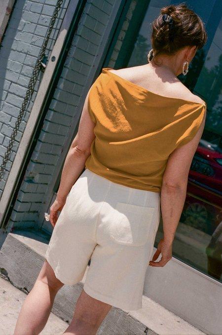 Shaina Mote Lyon Short - Crema