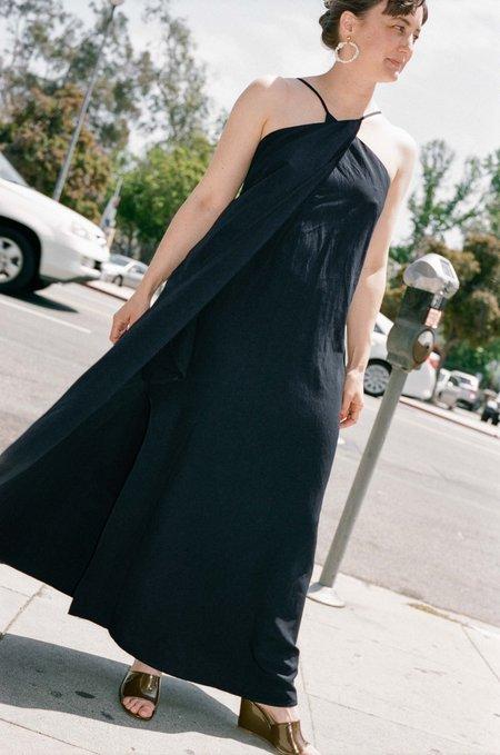 Shaina Mote Roma Dress - Navy