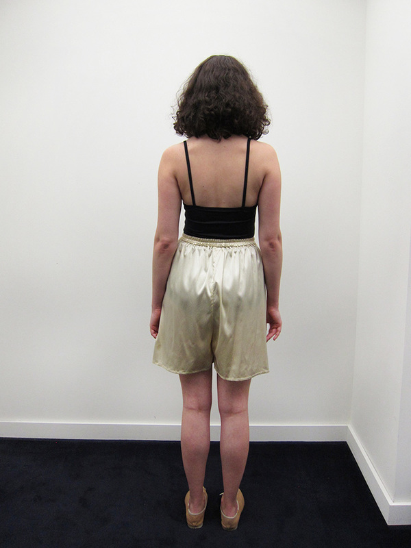 Baserange Silk Jogging Short