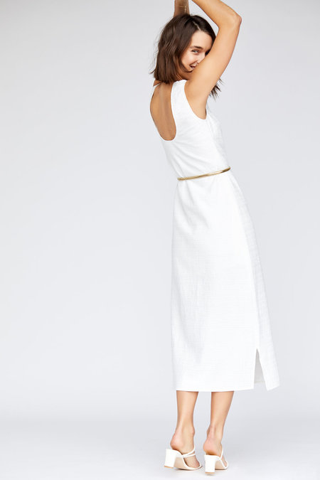 Callahan Colette Dress - White