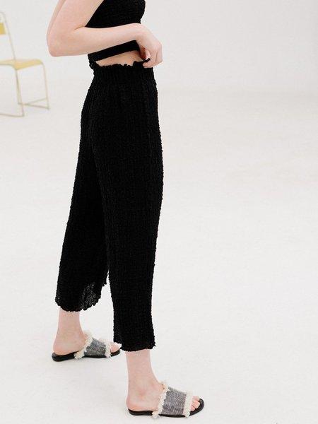 Priory Whoosh Magic Silk Pant - Black