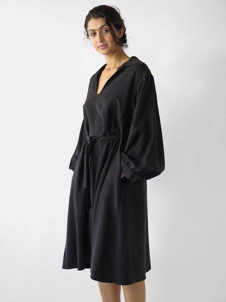 Shaina Mote Novella Dress - Onyx