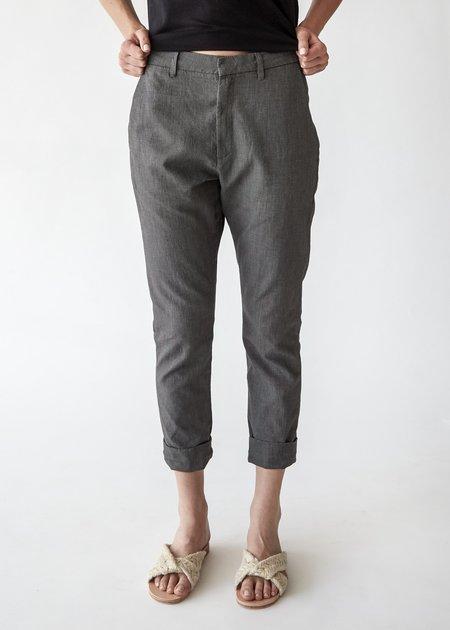 Hope News Trouser - Grey Dogtooth