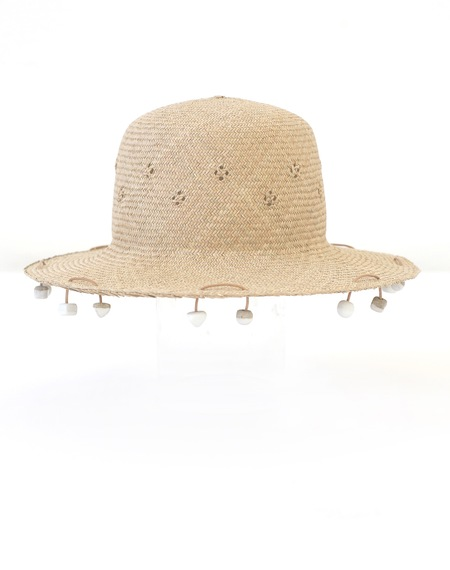 Jujumade dangle sun hat