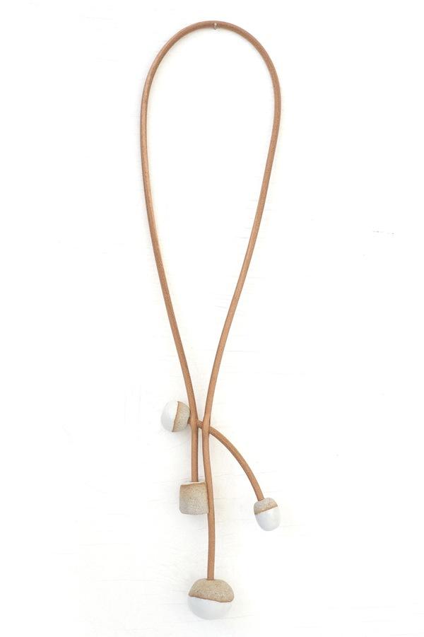 Jujumade toggle necklace