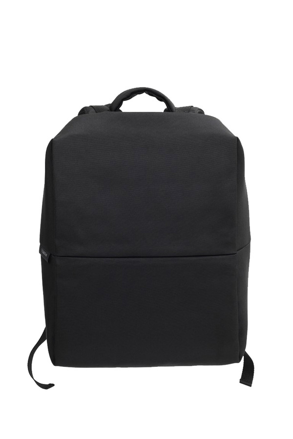 Cote & Ciel Rhine Flat Backpack Black
