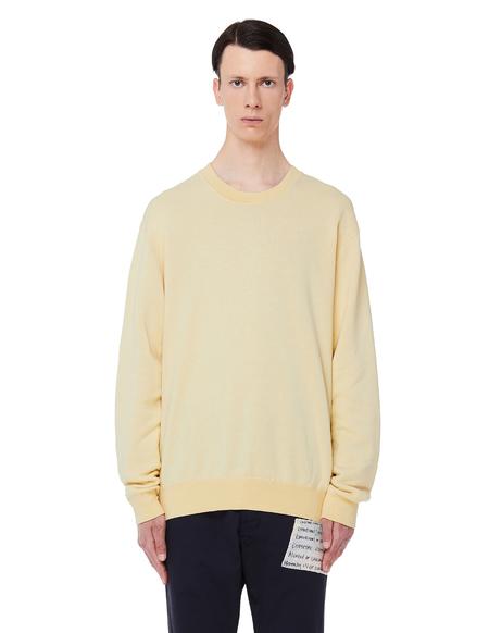 John Elliott Cotton Sweatshirt - Yellow