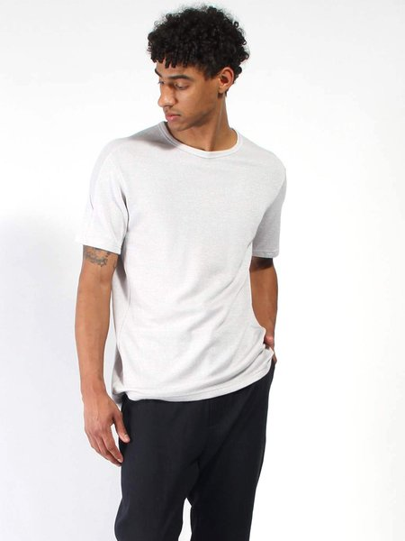 Wings + Horns Knit Linen Short Sleeve
