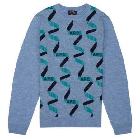 A.P.C. Pull Ribbons Sweatshirt
