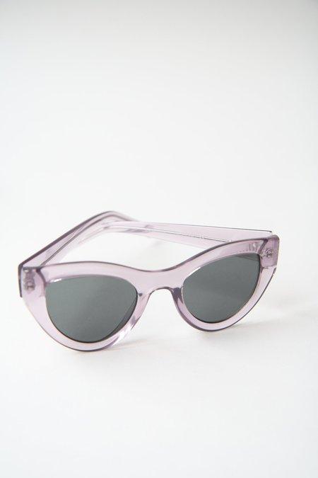 KOMONO Phoenix Cat Eyes Sunglasses - Amethyst