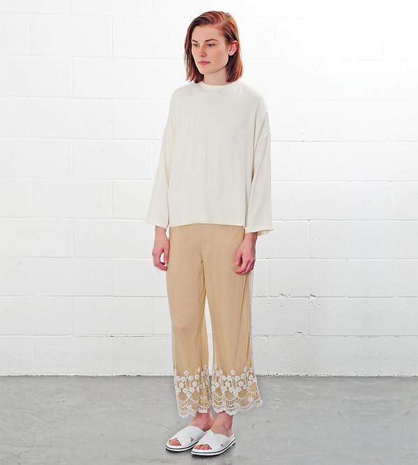 Ganni Martinez Bead Pants