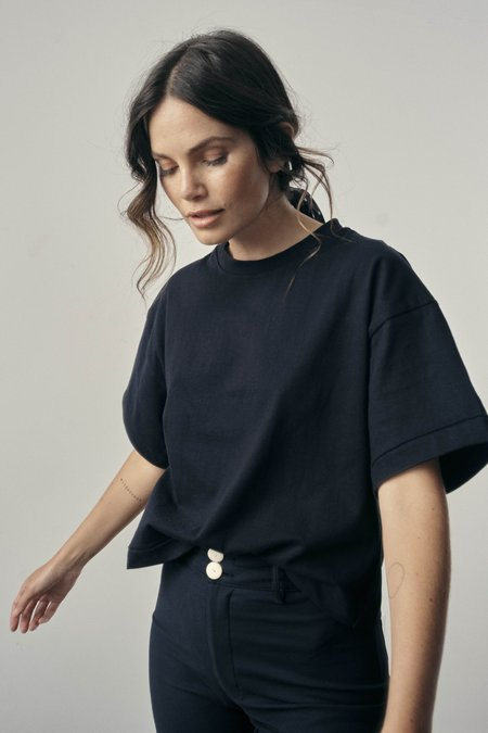 Maria Stanley THE TEE - navy