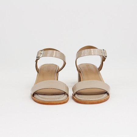 No.6 Palermo Sandal - Oyster