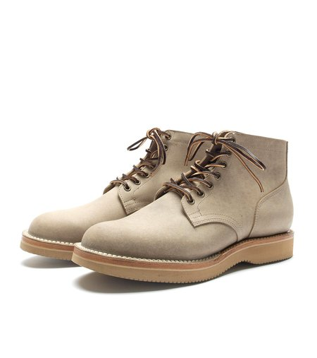 Viberg Service Boot - Bone Chamois
