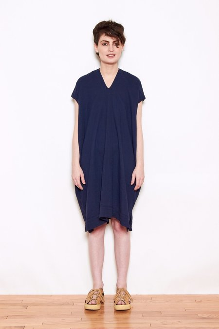 Atelier Delphine Crescent Dress - Midnight