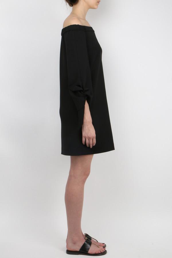 Tibi Off Shoulder Dress