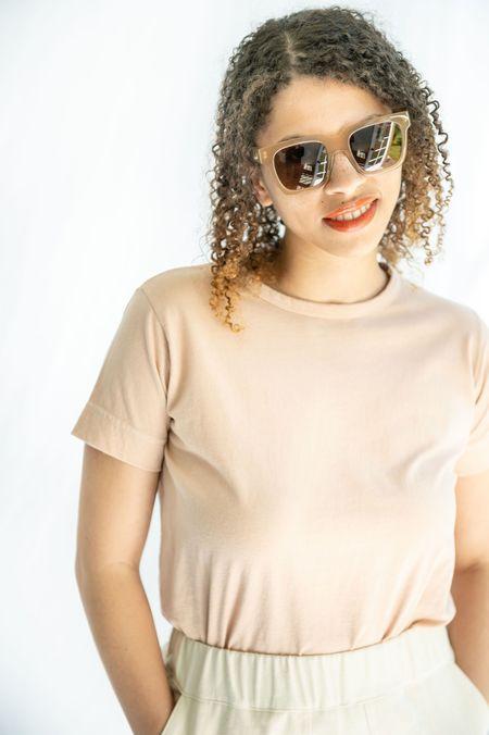 Unisex Carla Colour Jarvus Sunglasses - Malt/Sienna
