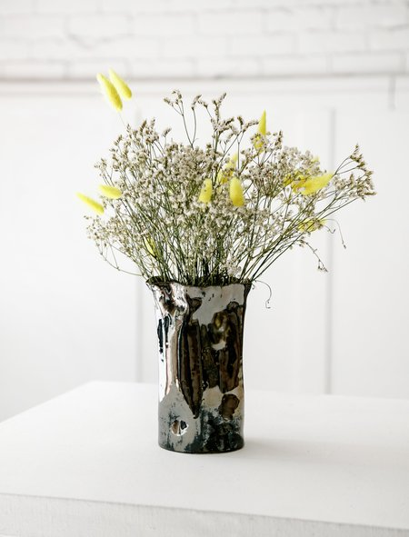 Nathalee Paolinelli Mirror Vase