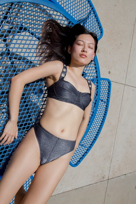 ACK Amore Bikini Bottom - Black