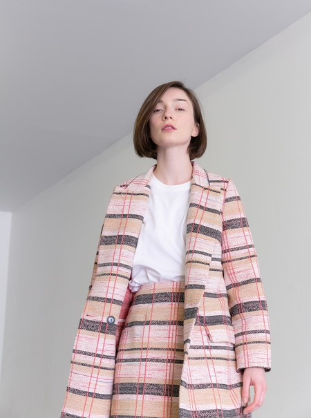 MR. LARKIN HARLEN COAT - MULTI