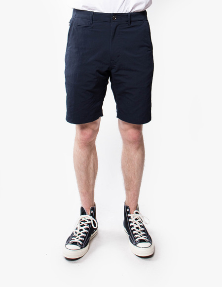 Nanamica ALPHADRY Club Shorts - Navy