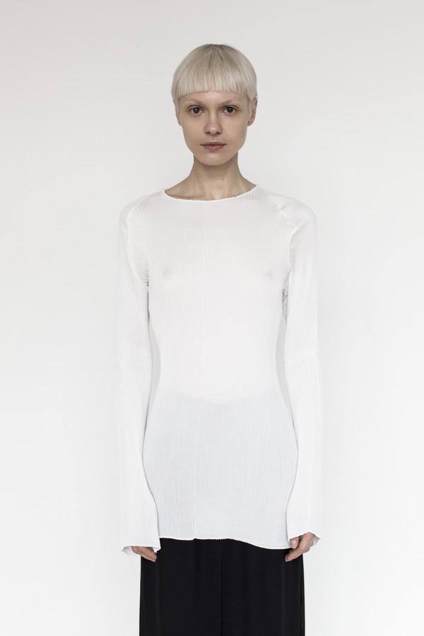 Kallmeyer Pleat Belle Shift Dress