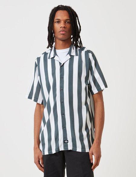 Dickies Roslyn Shirt - Charcoal Grey