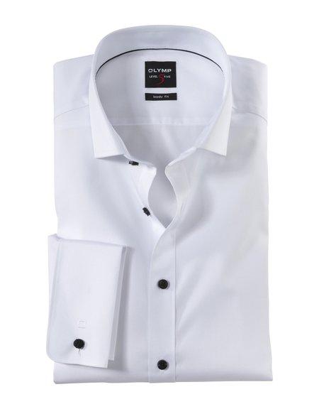 Olymp No 5 Dinner Shirt - White