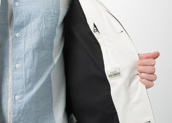 Men's Hansen Morten Military Coat