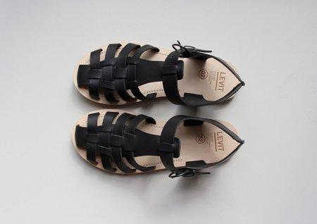 Levit 02 Noa Sandal - Black