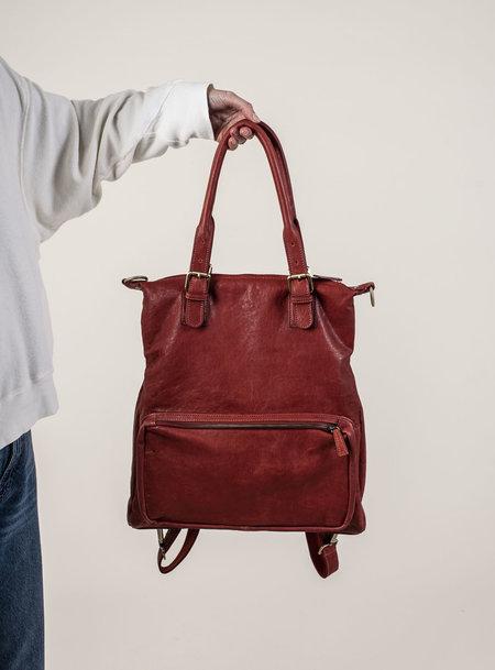 F O L D The Bak Bag - Terracotta