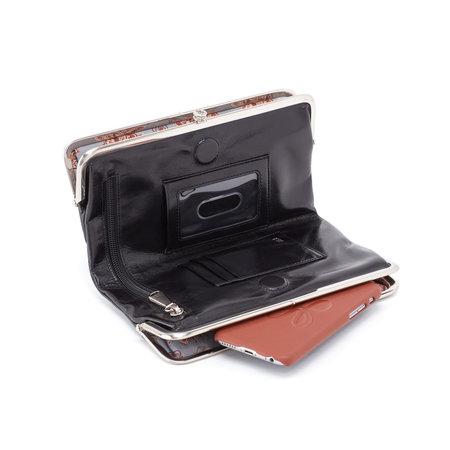 Hobo The Lauren Clutch Wallet - Black