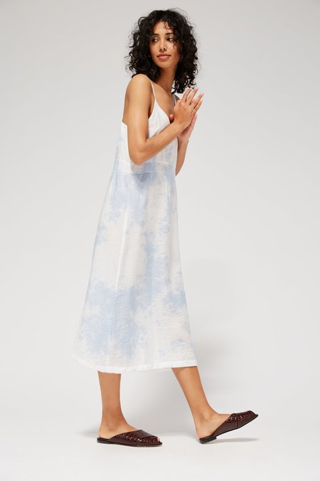 Lacausa Alma Slip Dress - Heaven Wash