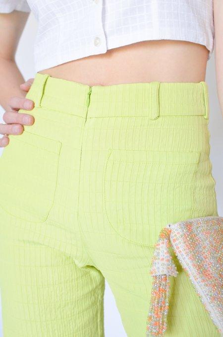 Paloma Wool Valdimontone Pant - Light Green