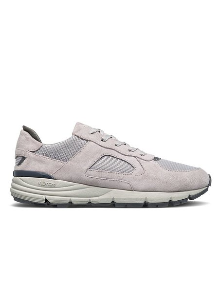 Clae Edwin Runner - Microgray Suede