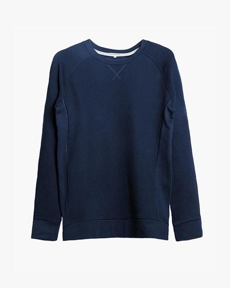 Richer Poorer Mens Crewneck Sweatshirt - Navy