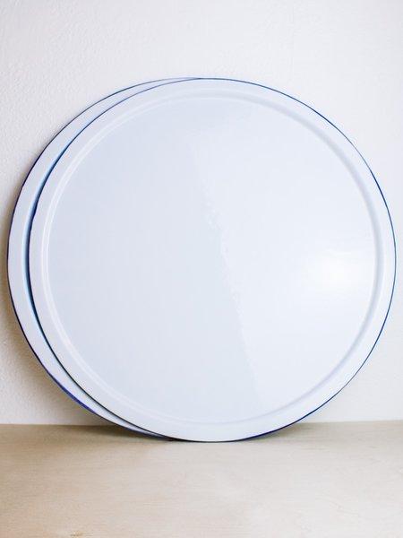 Utilitaro Mexicano Tray - Pure White