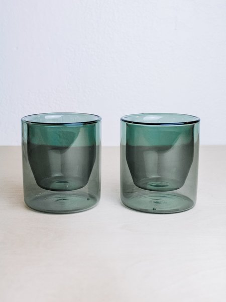 Yield 6oz Double Wall Glass Set