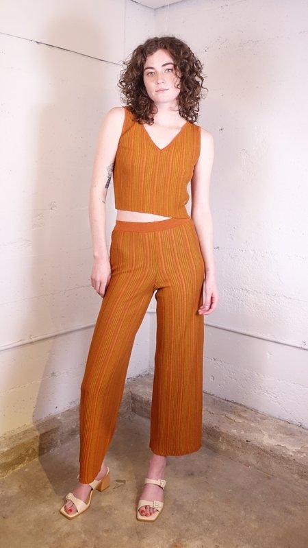 Paloma Wool Querido Pant - Orange