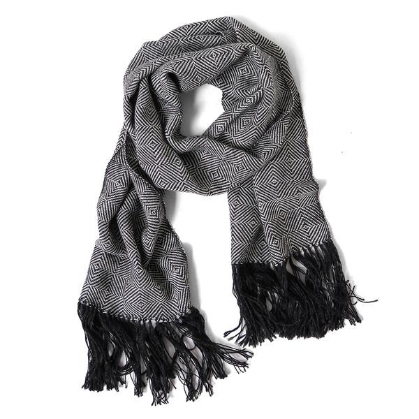 Erica Tanov alpaca scarf