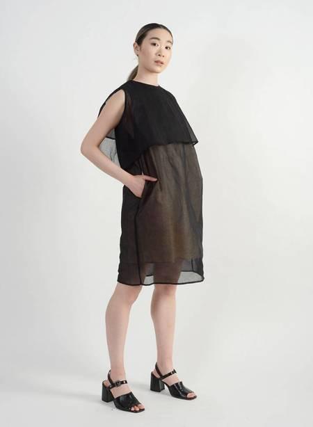 Meg Adalene Dress - Black