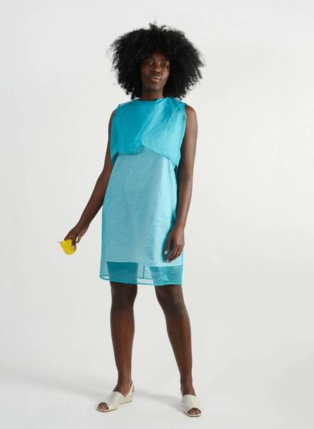 Meg Adalene Dress - Jade
