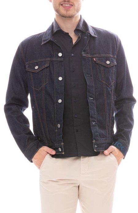 Outerknown x Levi's Hero Trucker Jacket - Indigo