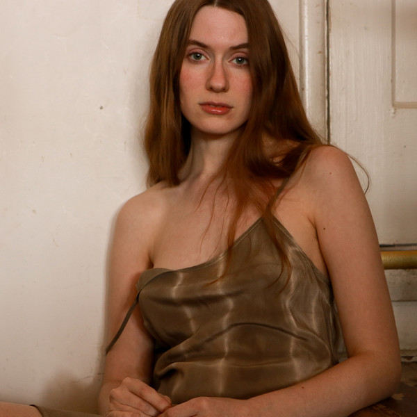 Erica Tanov greta hand-dyed slip