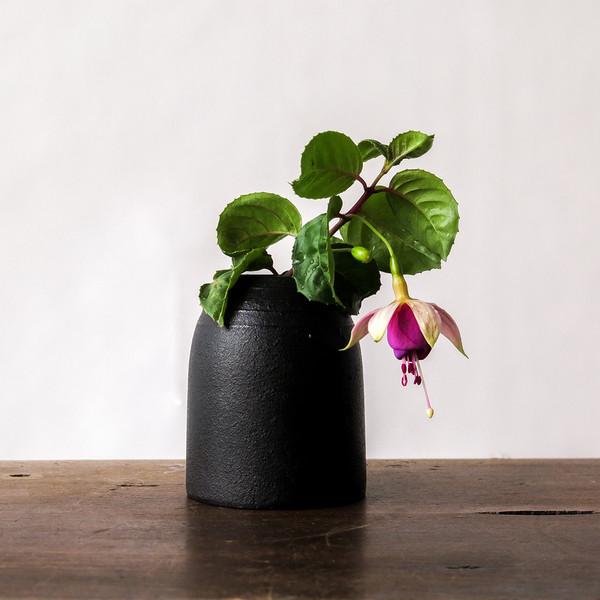 Erica Tanov  japanese cast iron vase