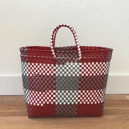 MEX Handmade Woven Market Bag