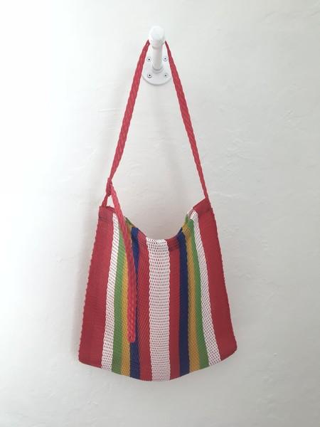 MEX Handmade Stripe Bag