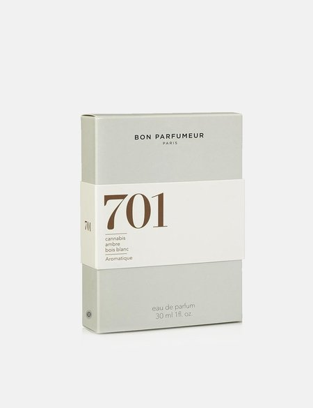 Bon Parfumeur 701 Perfume (30ml) - Eucalyptus/Coriander/Cypress