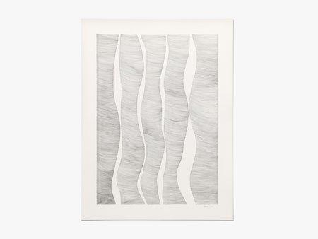Marta Johansen 'System of Truth' No. 4 Drawing